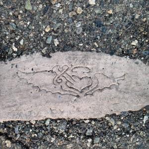 Look ma, asphalt for eatin'.